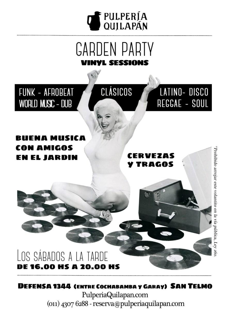 Vinyl Sessions: veni a pasar tus vinilos @ Pulpería Quilapán | Buenos Aires | Ciudad Autónoma de Buenos Aires | Argentina