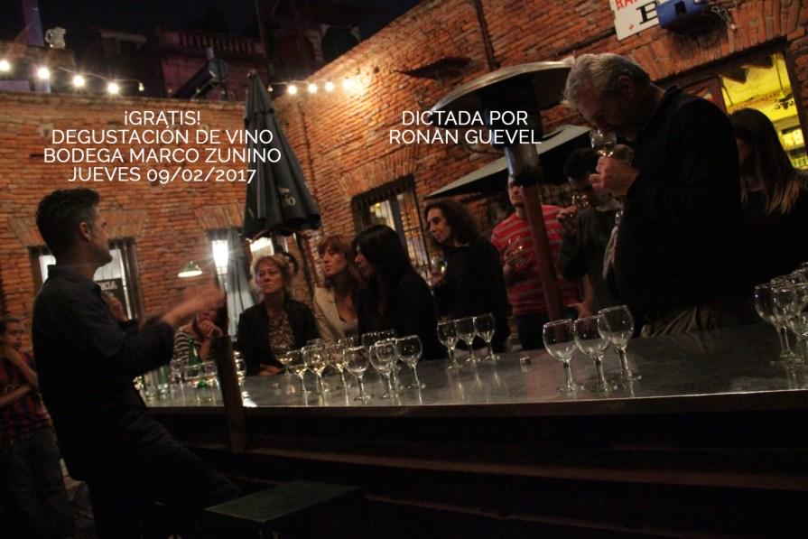 ¡Gratis! Degustación de Vinos Bodega Marco Zunino @ Pulperia quilapan | Ciudad Autónoma de Buenos Aires | Argentina