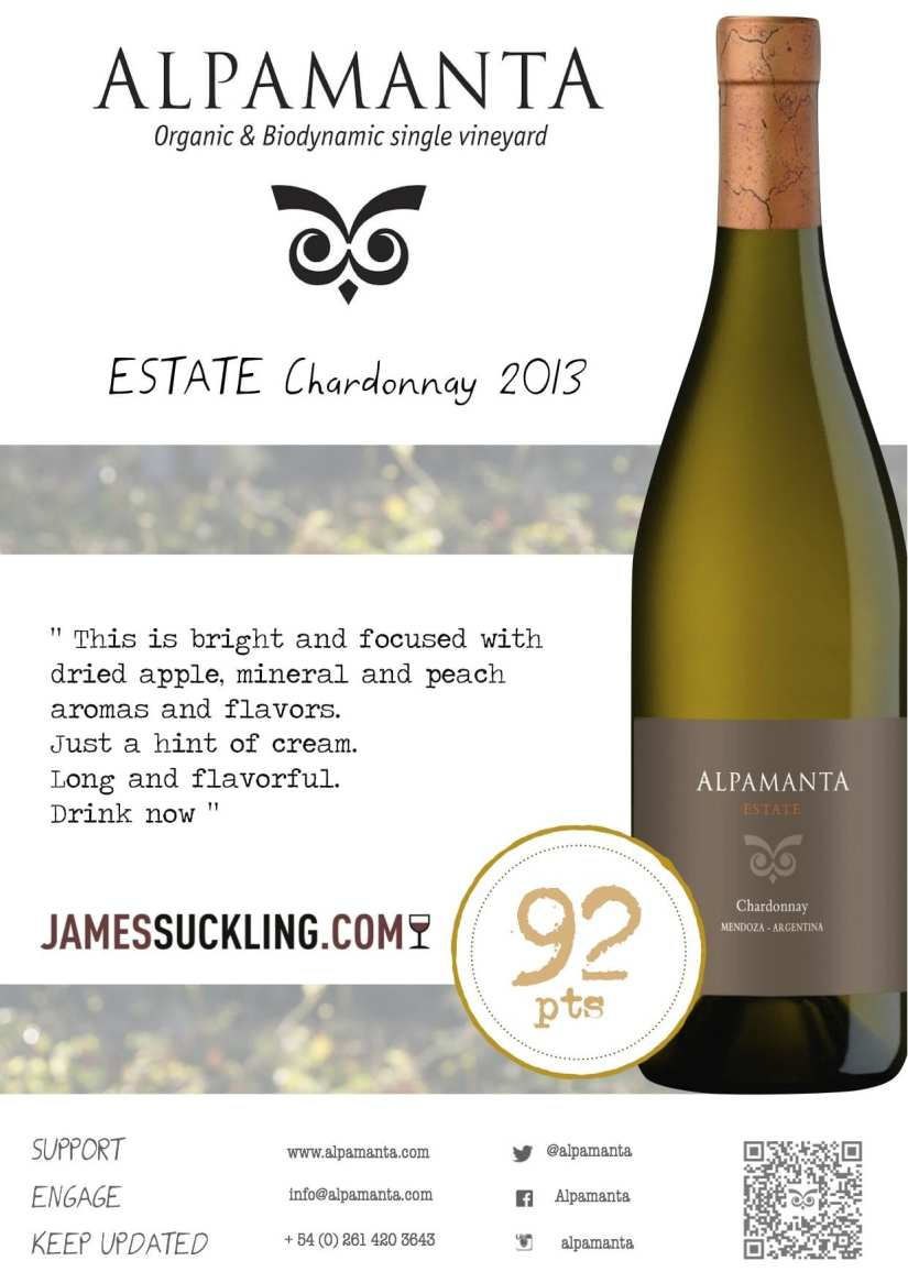 JAMES SUCKLING PAGES CHARDONNAY ESTATE