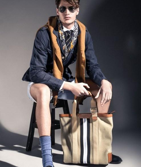 Finalistas da Pulp Fashion em Menswear