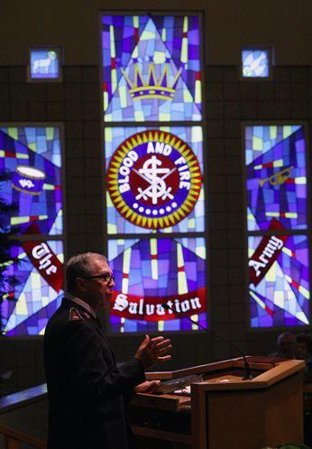 Salvationist handbook of doctrine homosexuality statistics