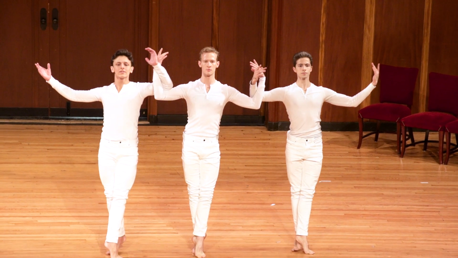 What Is A Male Ballerina Called? - LBC