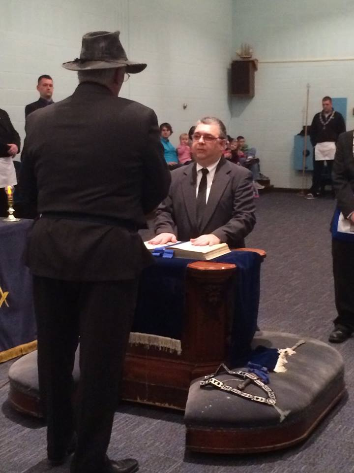 From the Lodge to Christ: A Worshipful Master Finds Freedom