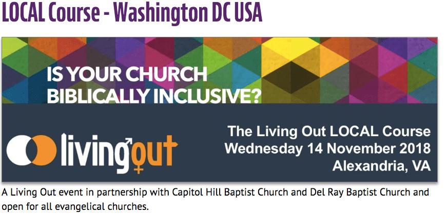 The gospel coalition homosexuality statistics