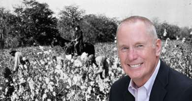 Max Lucado Begs God to Forgive him for his Ancestors owning Slaves