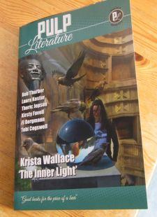 Pulp Literature Issue 6