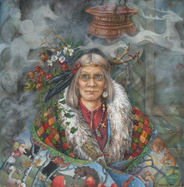 'The Story Teller' by Melissa Mary Duncan