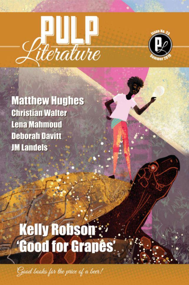 The Hummingbird Flash Fiction Prize - PULP Literature