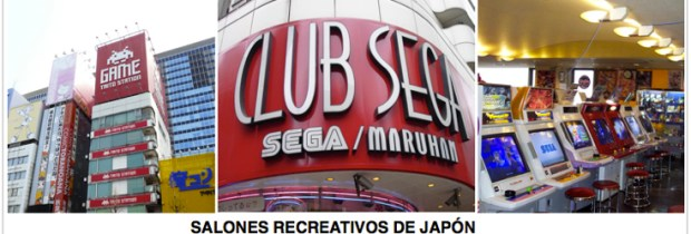 RECREATIVOS JAPÓN