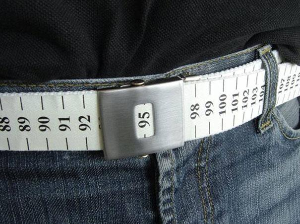 The Weight Watch Belt