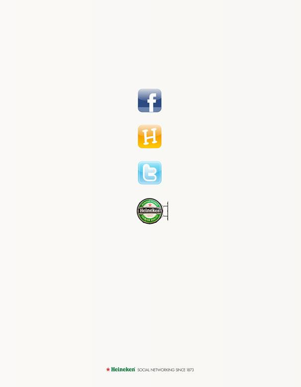 Heineken: Social Networking Since 1873