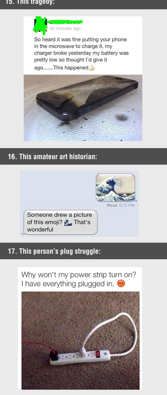 Dumbest Things Ever Said Online - 29 stupidest things happen 2014