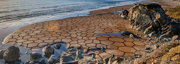 Or even teaching others to create these beachscapes as part of a team building exercise.
