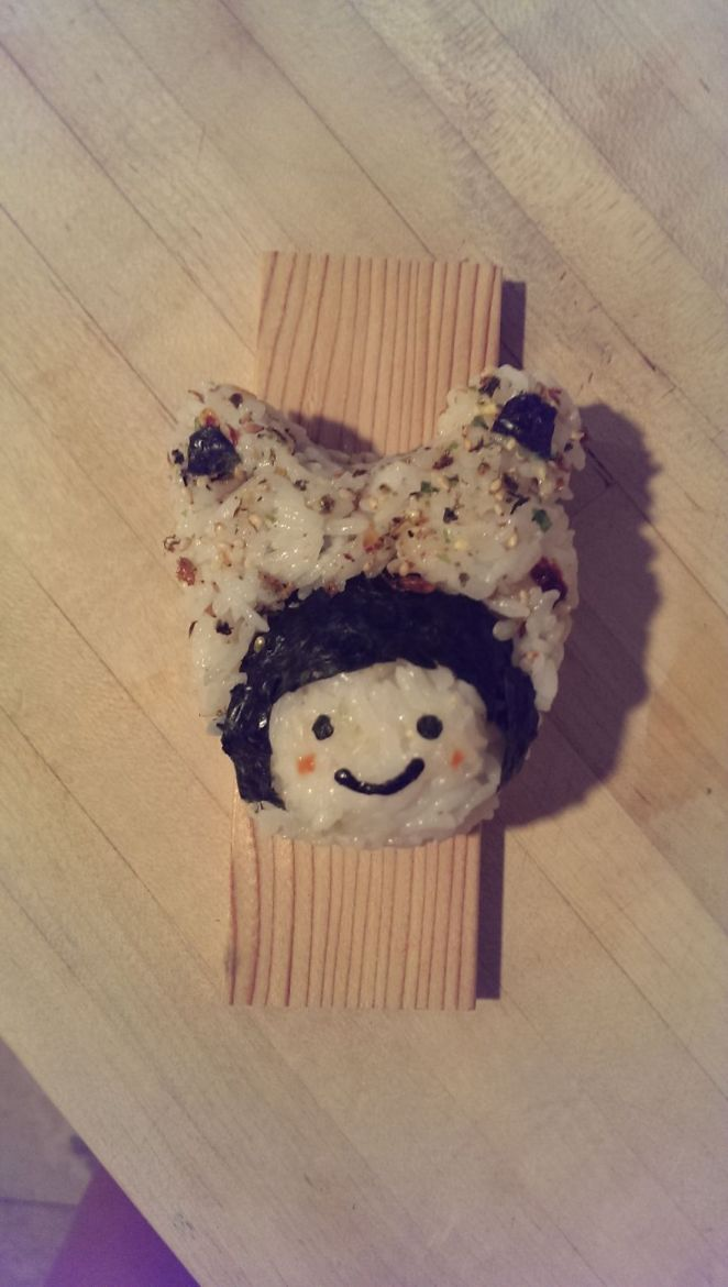 Kitty Hat Onigiri