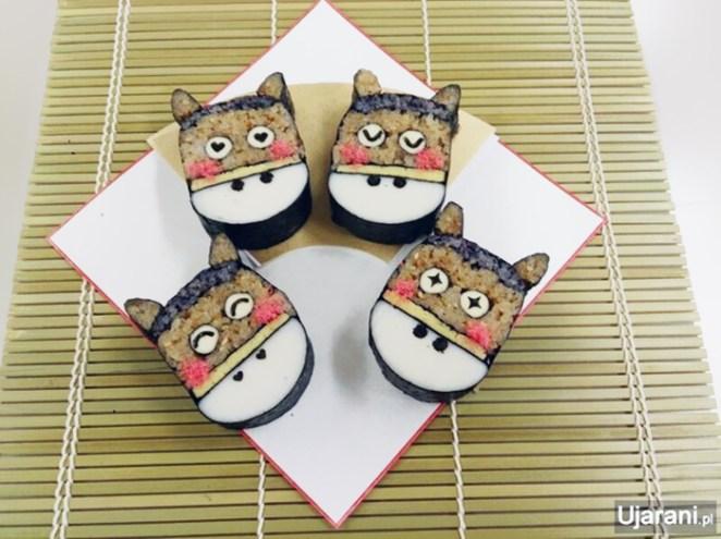 Cute Creature Sushi