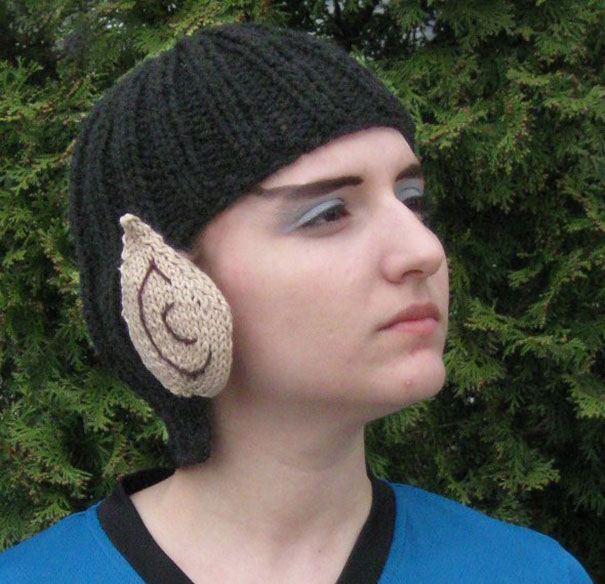 Spock Vulcan Hat