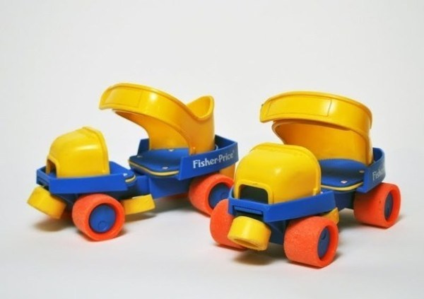 These Toys From The 90s Will Send You On A Nostalgia Trip Back To     These skates that made you the coolest kid in the block