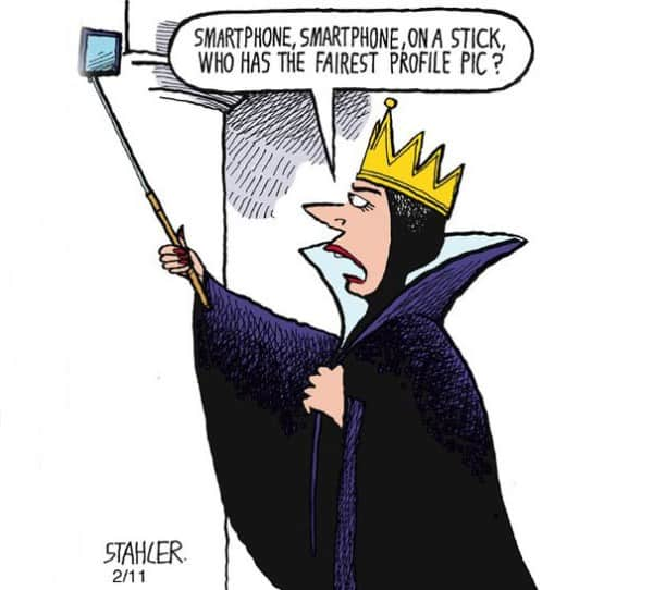 These 40 Cartoons Perfectly Illustrate How Smartphones Have Taken Over Our Lives 1