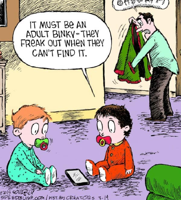 These 40 Cartoons Perfectly Illustrate How Smartphones Have Taken Over Our Lives 10