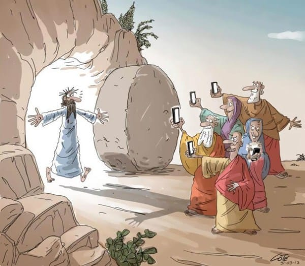 These 40 Cartoons Perfectly Illustrate How Smartphones Have Taken Over Our Lives 29
