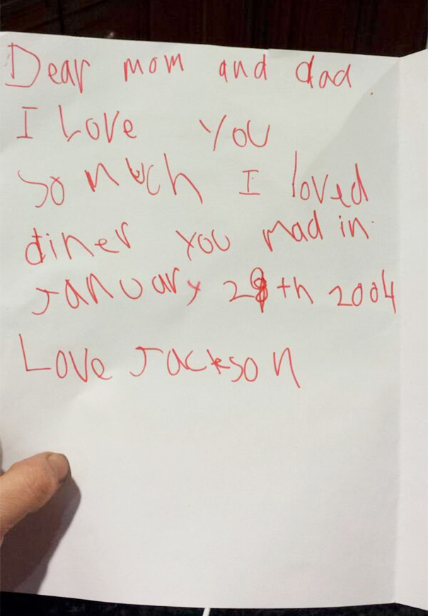 17 Brutally Honest Valentines Day Messages From Kids