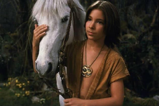 Atreyu with his horse