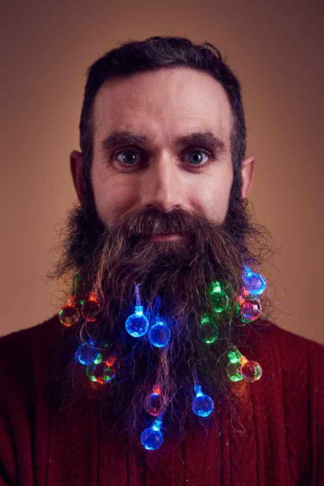 eastvillagelondon - Christmas Beard