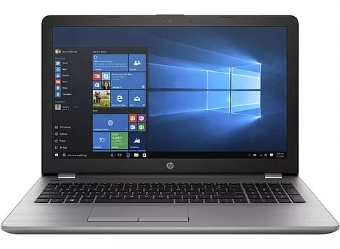 HP 250 G6 Notebook PC (Core i3/4GB/500 GB/15.6/ DVD/DO/Black)(3QM21EA)