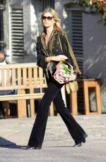 Kate Moss Sighting In London - March 26, 2012