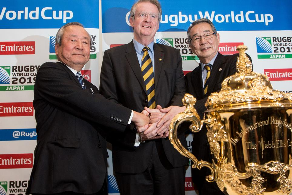 Host cities and venues announced for RWC 2019 in Japan