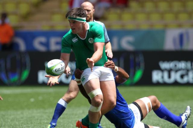 Germany and Ireland defeat top seeds at Olympic Games final men's qualifier