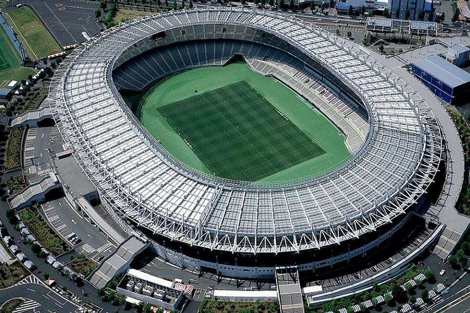 Tokyo Stadium Rugby World Cup 2019