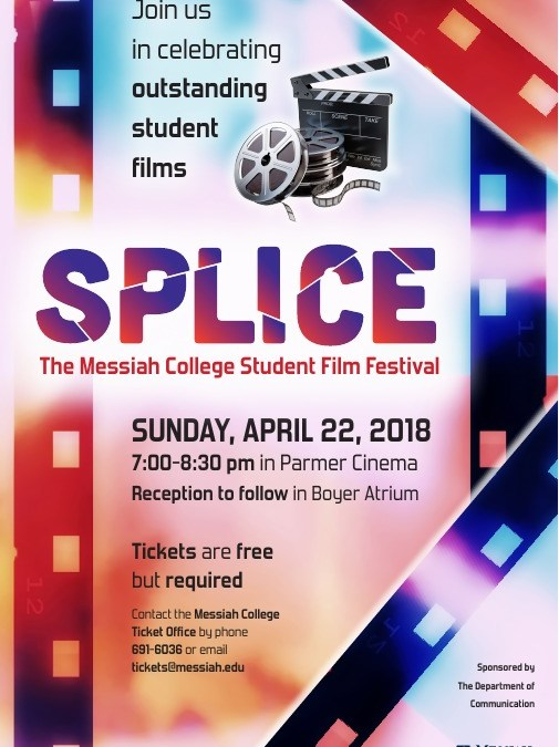 Splice Film Festival Showcases Diverse Student Work