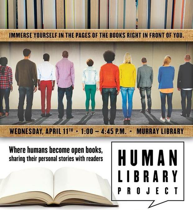 'The Most Impactful Event': Stories from the Human Library