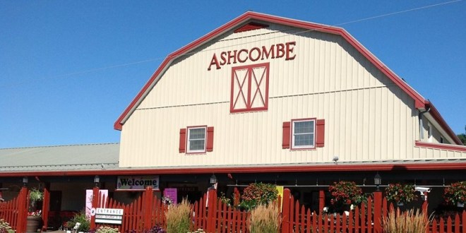 Ashcombe Farm and Greenhouse: One Community's Happy Place, and One Woman's Home