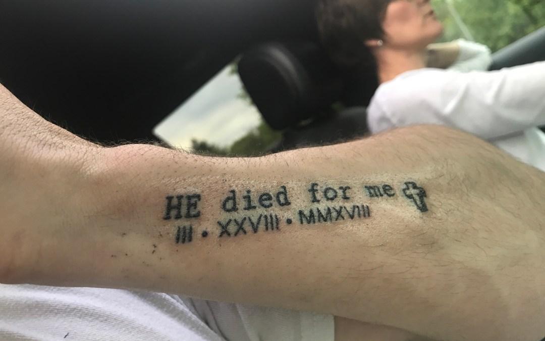Tattoo Tuesdays: Matt Pangle