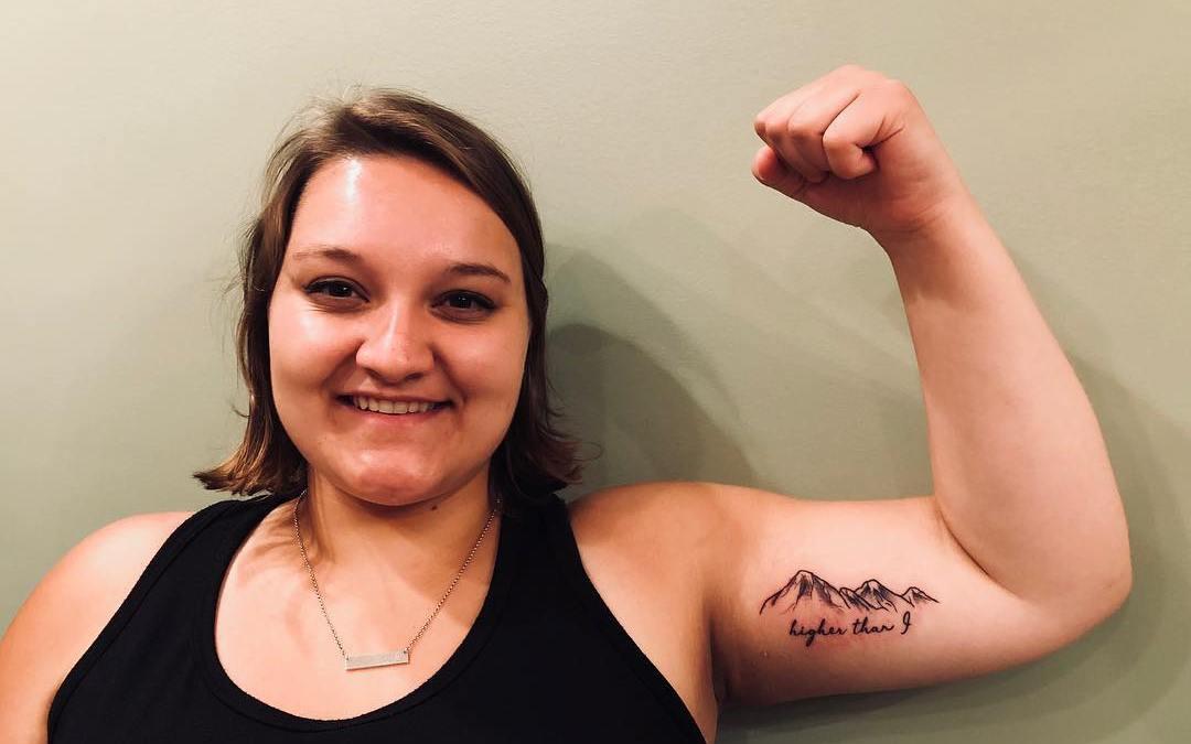Tattoo Tuesdays: Heather Blauch