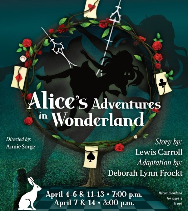 """Alice in Wonderland"" Will Take You Places You've Never Been Before"