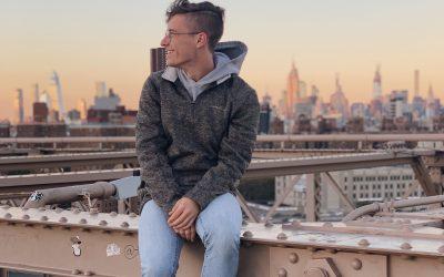 Humans of Messiah: Jacob Miaczynski