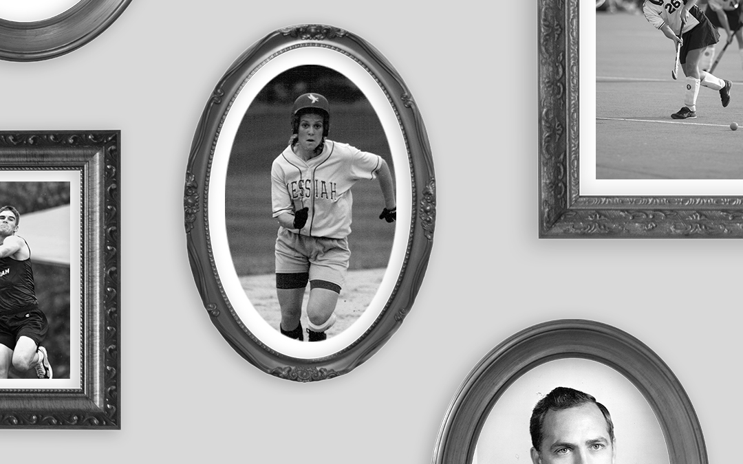 Down in History: Messiah Hall of Fame Athletes and Their Outstanding Achievements