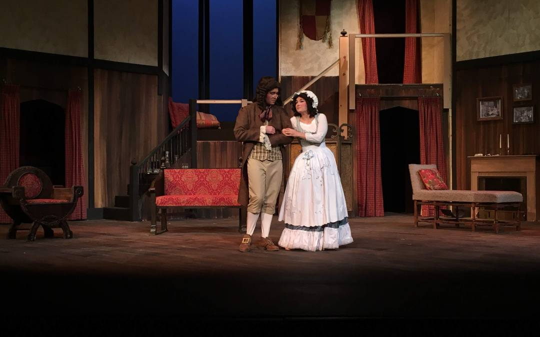 She Stoops to Conquer is Charming, Romantic and Hilarious