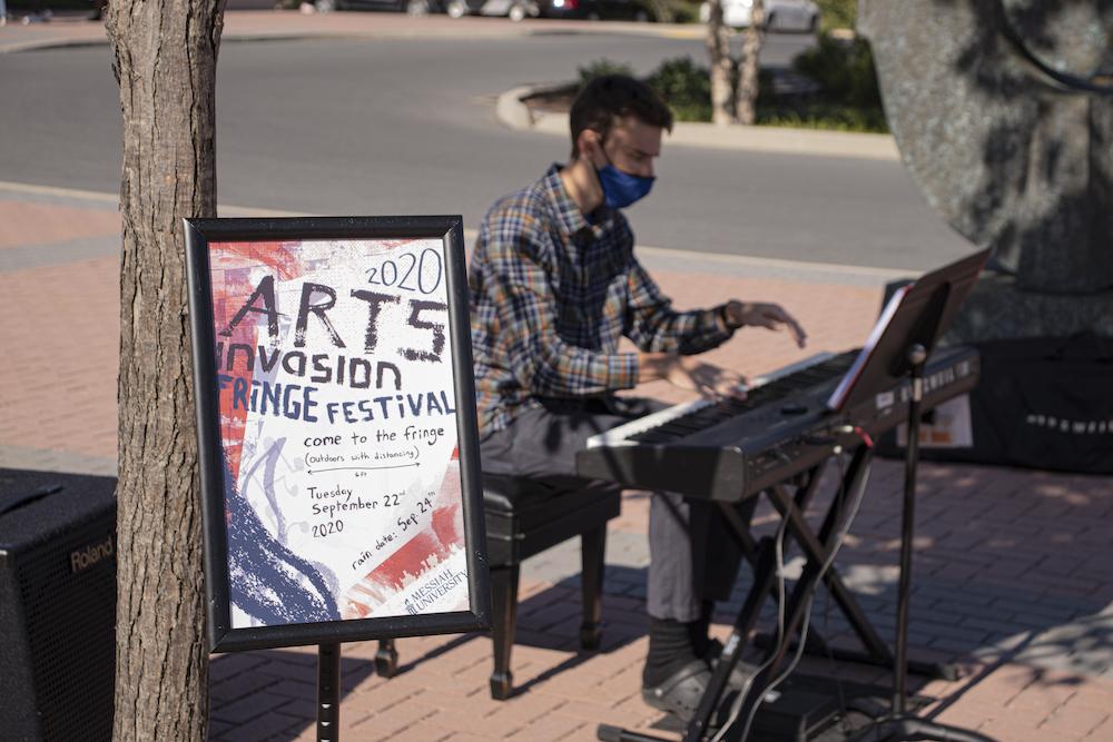 arts invasion