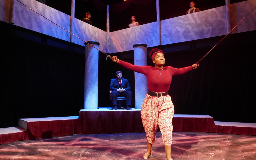 Antigone Review
