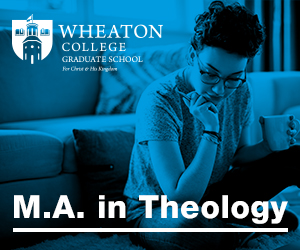 Wheaton college ad