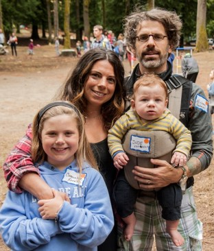 Jude Xenakis, 10 months, came to Seattle Children's for ECMO when he was born with severe meconium aspiration.