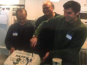 10-year transplant celebration