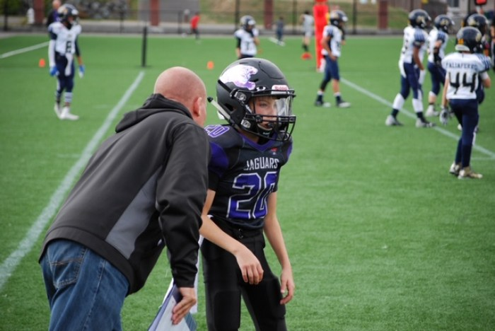 New Findings on Concussion in Football's Youngest Players