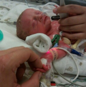 McKinley in NICU