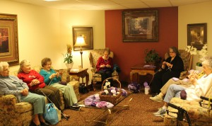 PURPLE Knitting Group