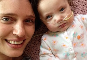 Juliette, who was too sick to nurse, was still able to get breast milk from her mom, Amanda, with the help of Seattle Children's lactation consultants.